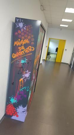 Atelier graffiti parents / enfants