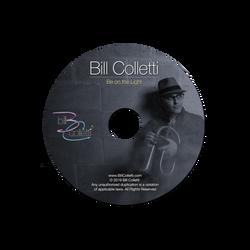 CD Jacket - Disc