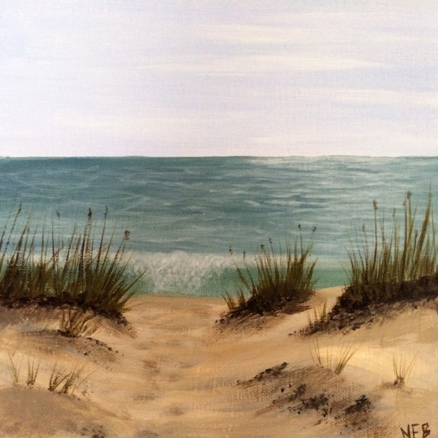 Beach Walk - Sold