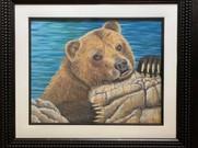 Drizzly Bear Framed.jpg