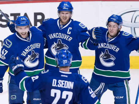 A brief history of the Vancouver Canucks
