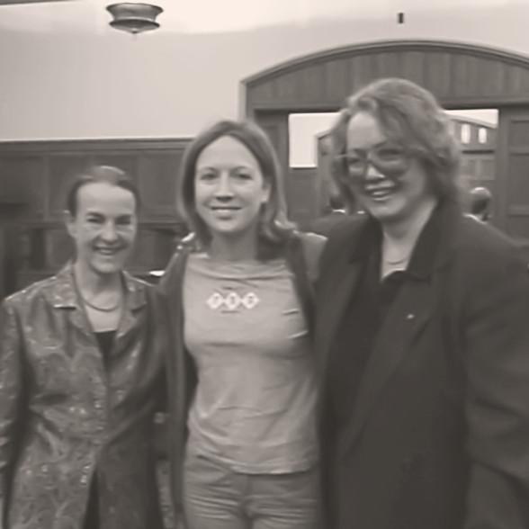 Libby Larsen, Sarah Hutchings, Ellen Taaffe Zwilich
