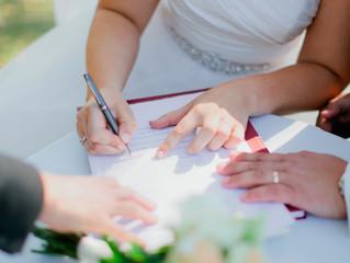 Свадьба по договору