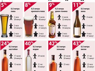 Госдума уточнила, каких водителей считать пьяными