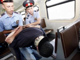 В УК ввели сроки за хулиганство на транспорте