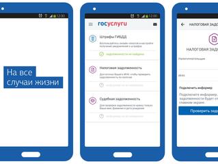 Физлица могут уплатить налоги через новое мобильное приложение