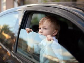 Ответственность водителей, перевозящих детей, усилят