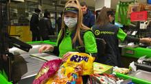 Магазинам предписали ненасильственно выгонять граждан без масок