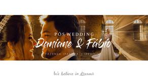 Daniane e Fábio