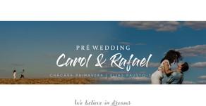 Carol e Rafael