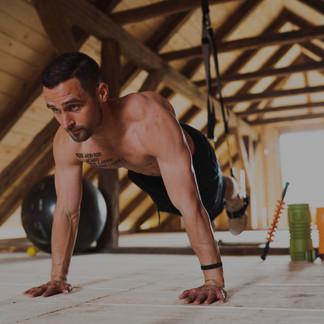 Advanced core workout #2
