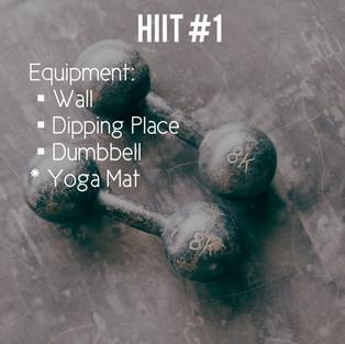 HIIT 1