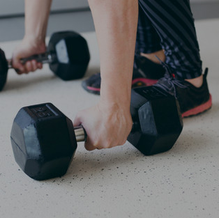 Dumbbell home workout #1