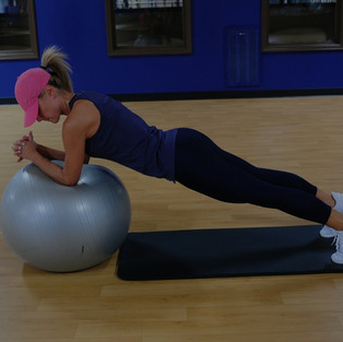 Intermediate core workout #1