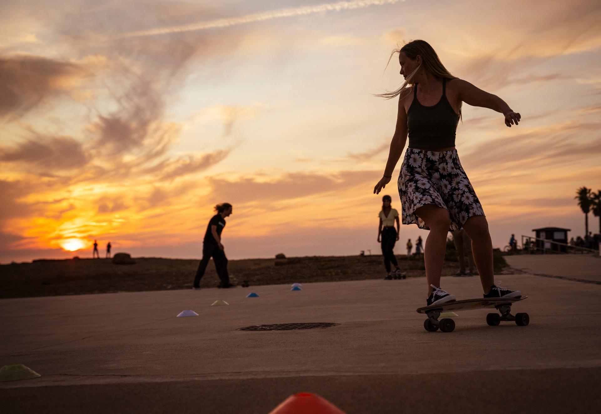 3 concrete surfers surf skate school training