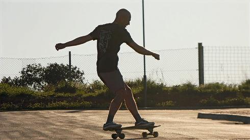Concrete surfers surf skate fitness trai