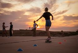 Concrete surfers surf skate school Cascais Lisboa Lagos Training