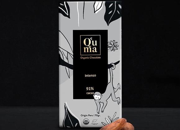 Chocolat noir 91%