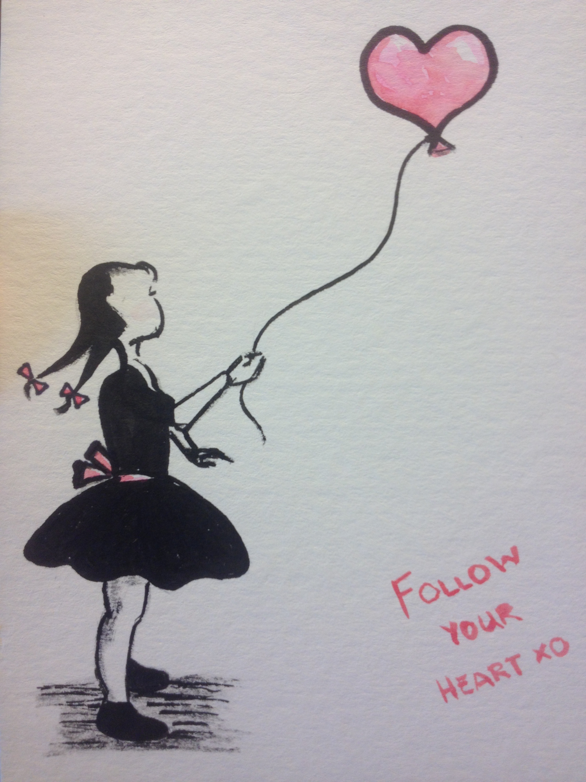 SOLD Follow Your Heart