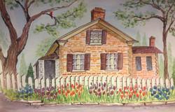 SOLD Brick House