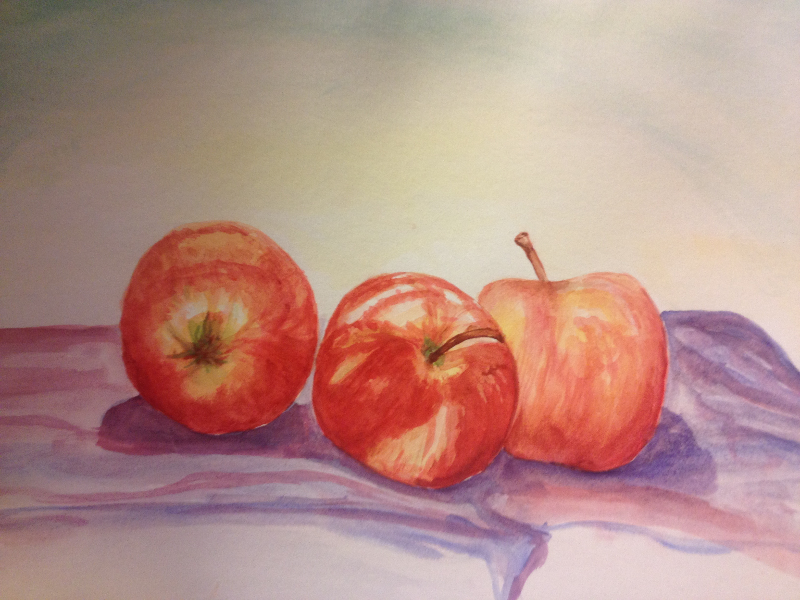 SOLD Apples
