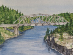 SOLD French River
