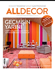 ALLDECOR Magazine March 2018 Turkey SULI Boutique Hotel Genco Berk