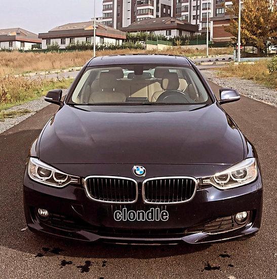 BMW 3,20 D Technology