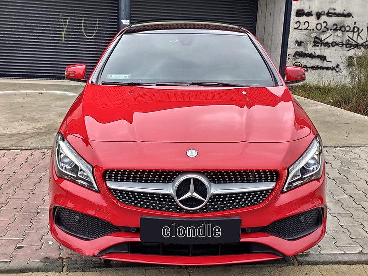 Mercedes CLA 180 D AMG
