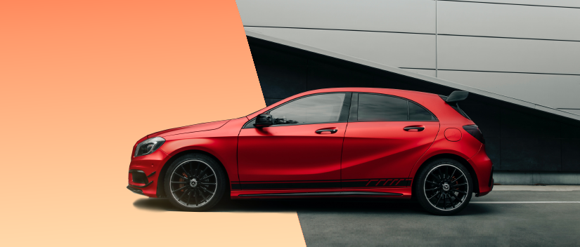 Göz Alıcı Mercedesler'e Şimdi Sahip Ol!