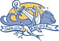 swallow the anchor logo FINAL color