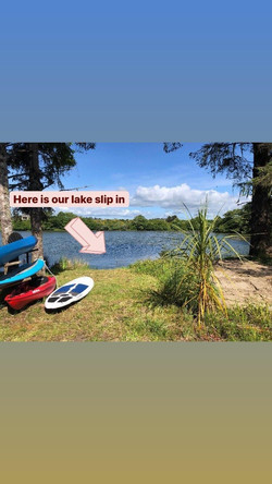 Lake Slip In