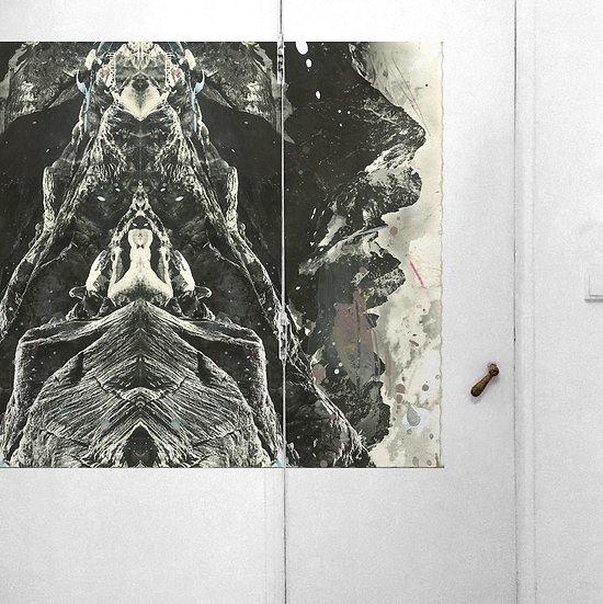 ...................Carte 3 ................... L.200 cm x H.135 cm