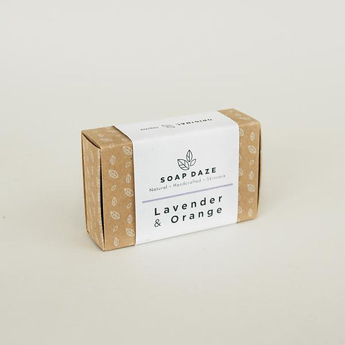 Soap Daze- Lavender & Orange