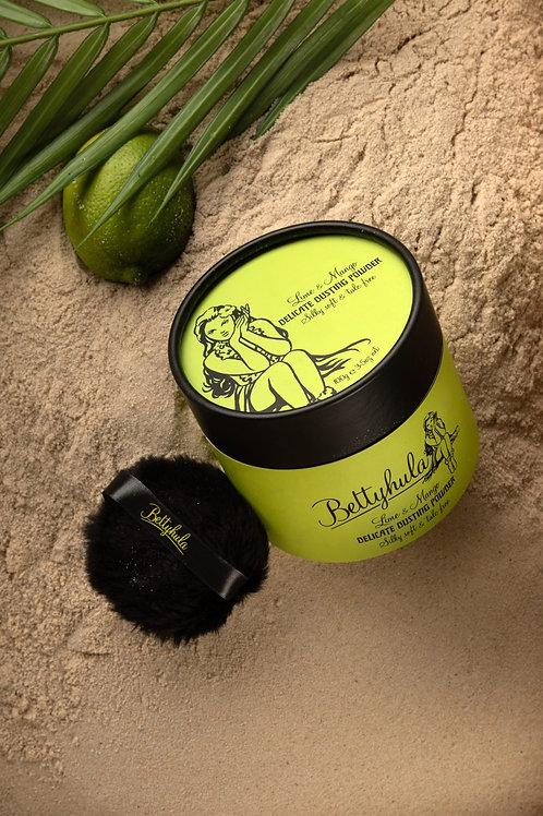 Betty Hula Dusting Powder- Lime & Mango