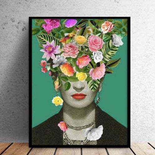 Frida Kahlo A4 Print