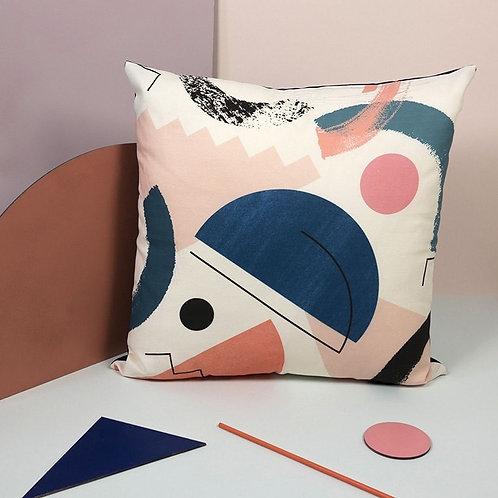 Collage Cushion