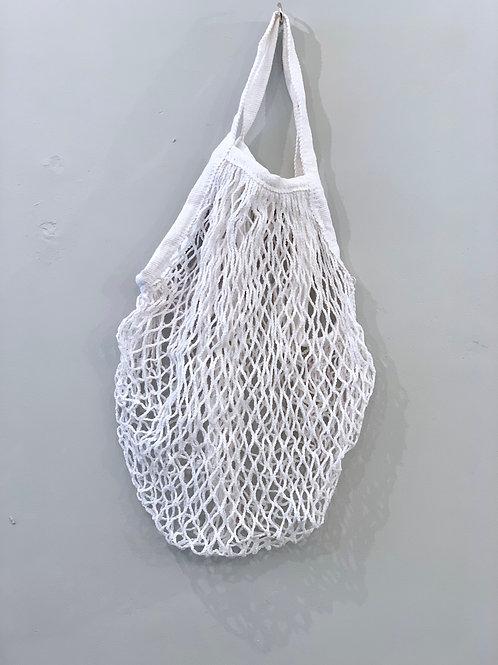 Cotton String Shopper Bag