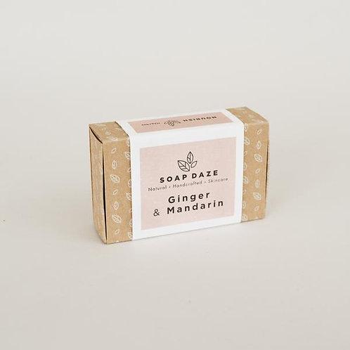 Soap Daze- Ginger & Mandarin