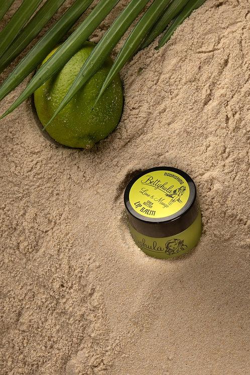 Betty Hula Lip Balm- Lime & Mango