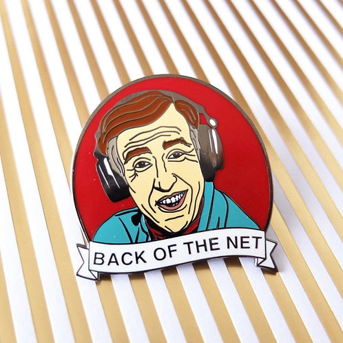 Alan Partridge Pin