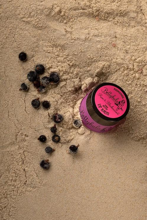 Betty Hula Lip Balm- Rum And Blackcurrant