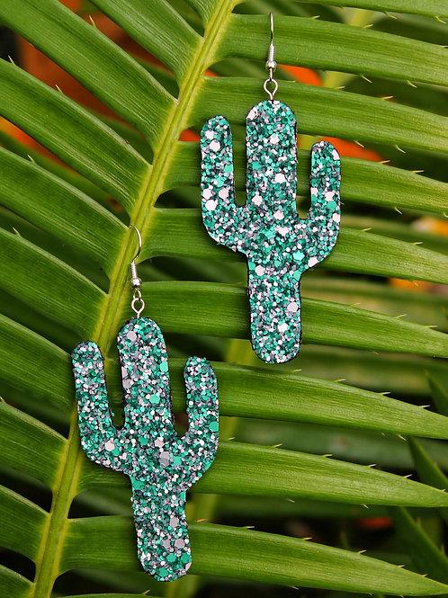 Cactus Sparkle Earrings