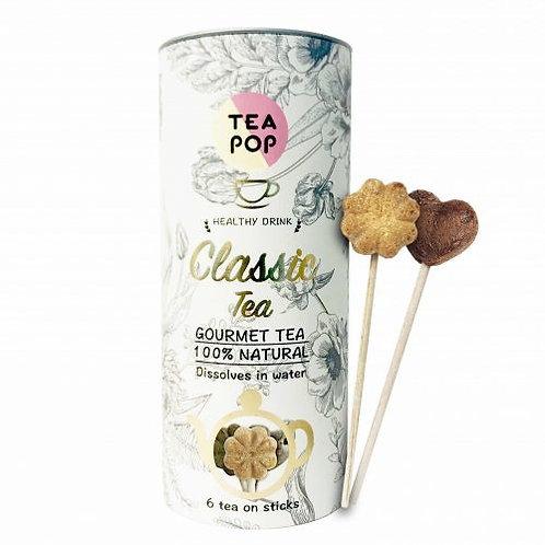 Classic Tea, Tea Pops