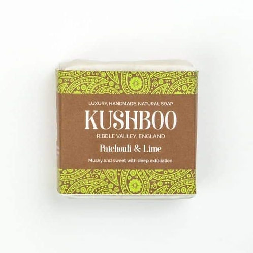 Patchouli And Lime Soap