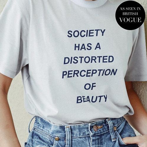 Distorted Perception Tee