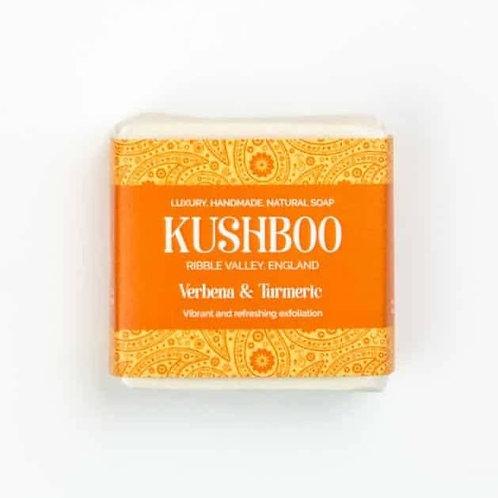 Verbena And Turmeric Soap