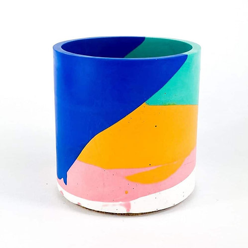 Royal Poured Pot