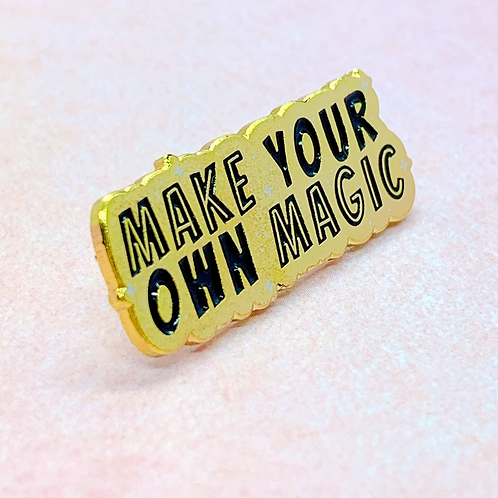 Make Your Own Magic Pin