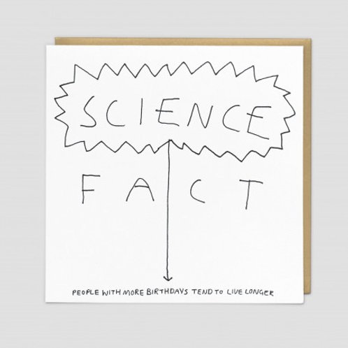 Science Fact Card